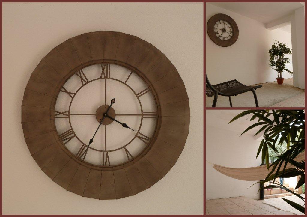 terrasse horloge